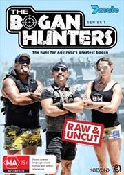 Bogan Hunters - Series 1, The