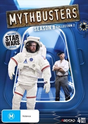 Mythbusters - Season 8 - Collection 2 | DVD