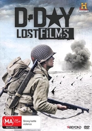 D-Day - Lost Films | DVD
