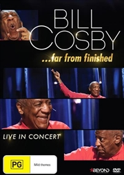 Bill Cosby: Far From Finished | DVD