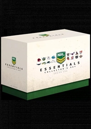 NRL - Essentials - Series 1 - Collector's Edition - Limited Edition