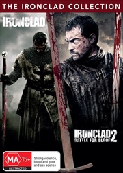 Ironclad / Ironclad 2 - Battle For Blood | DVD