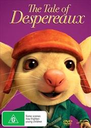 Tale Of Despereaux Big Face, The | DVD
