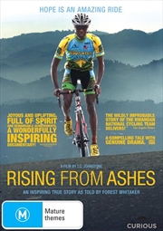 Rising From Ashes | DVD