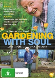 Gardening With Soul   DVD