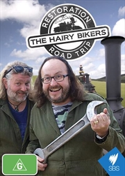 Hairy Bikers - Restoration Road Trip - Series 2, The