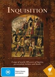 Inquisition   DVD