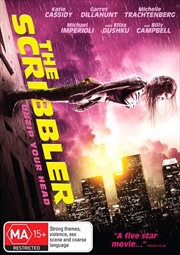 Scribbler, The | DVD