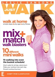 Leslie Sansone - Mix and Match - Walk Blasters