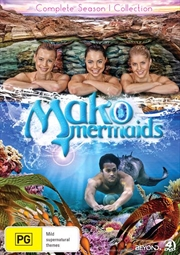 Mako Mermaids - Season 1 | DVD