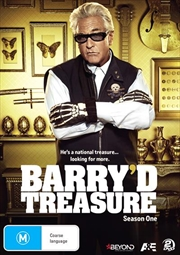 Barry'd Treasure - Season 1 | DVD