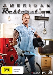 American Restoration - Collection 6 | DVD