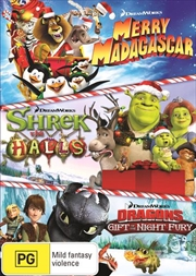 Dreamworks Holiday Classics - 3 Short Films | DVD