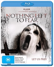 Nothing Left To Fear | Blu-ray