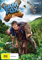Sam Fox - Extreme Adventures - Vol 1 | DVD