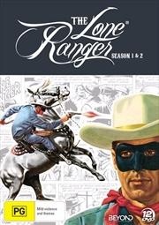 Lone Ranger - Season 1-2 | Boxset
