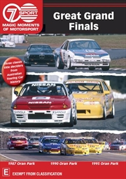 Magic Moments Of Motorsport - Great Grand Finals | DVD