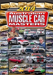 2014 Australian Muscle Car Masters Highlights