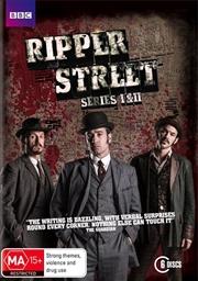 Ripper Street - Series 1-2 | Boxset | DVD