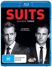 Suits - Season 3 | Blu-ray