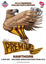 AFL - 2014 Premiers Grand Final Collector's Tin Box