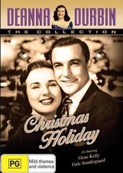 Deanna Durbin - Christmas Holiday