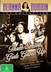 Deanna Durbin - Three Smart Girls Grow Up