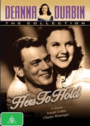 Deanna Durbin - Hers To Hold