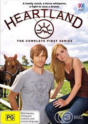 Heartland - Series 1 | DVD
