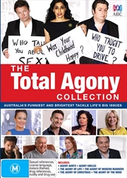 Total Agony | Boxset