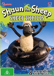 Shaun The Sheep - Sheep Thrills | DVD
