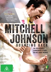 Mitchell Johnson - Bouncing Back