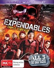 Expendables / The Expendables 2 / The Expendables 3 Triple Pack | Blu-ray