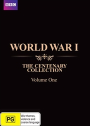 WWI - The Centenary Collection - Vol 1