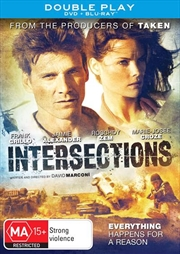 Intersections | Blu-ray + DVD