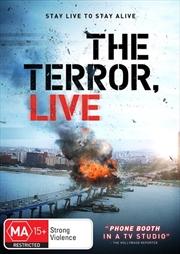 Terror, Live, The | DVD