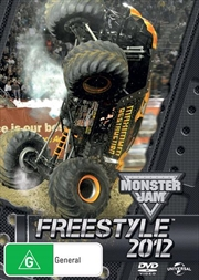 Monster Jam - Freestyle 2012