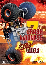 Monster Jam - Crash Madness 7