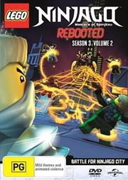 LEGO Ninjago - Masters of Spinjitzu - Series 3 - Vol 2