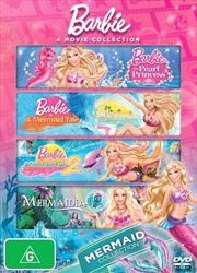 Barbie Mermaid Collection - Barbie In A Mermaid's Tale / Barbie In A Mermaid's Tale 2 / Barbie In Th