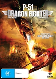 P-51 Dragon Fighter | DVD