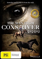 Man From Coxs River   DVD