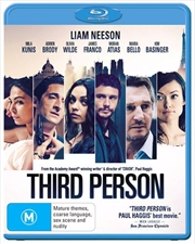 Third Person | Blu-ray