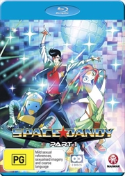 Space Dandy - Part 1 - Eps 1-13 | Blu-ray