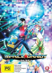 Space Dandy - Part 1 - Eps 1-13
