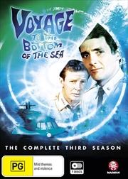 Voyage To The Bottom Of The Sea - Season 3