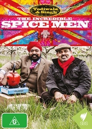 Incredible Spice Men, The   DVD