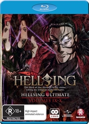 Hellsing Ultimate - Collection 3 - Eps 9-10