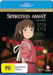 Spirited Away - Limited Collector's Edition