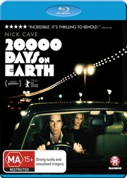 Nick Cave - 20,000 Days On Earth | Blu-ray